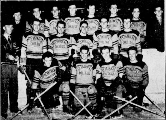 1941-42 Ottawa IS Season