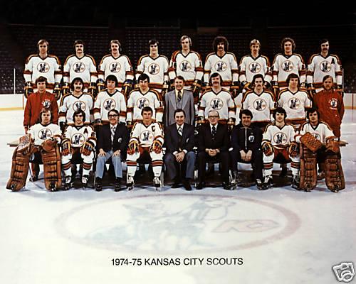 1974–75 Kansas City Scouts season