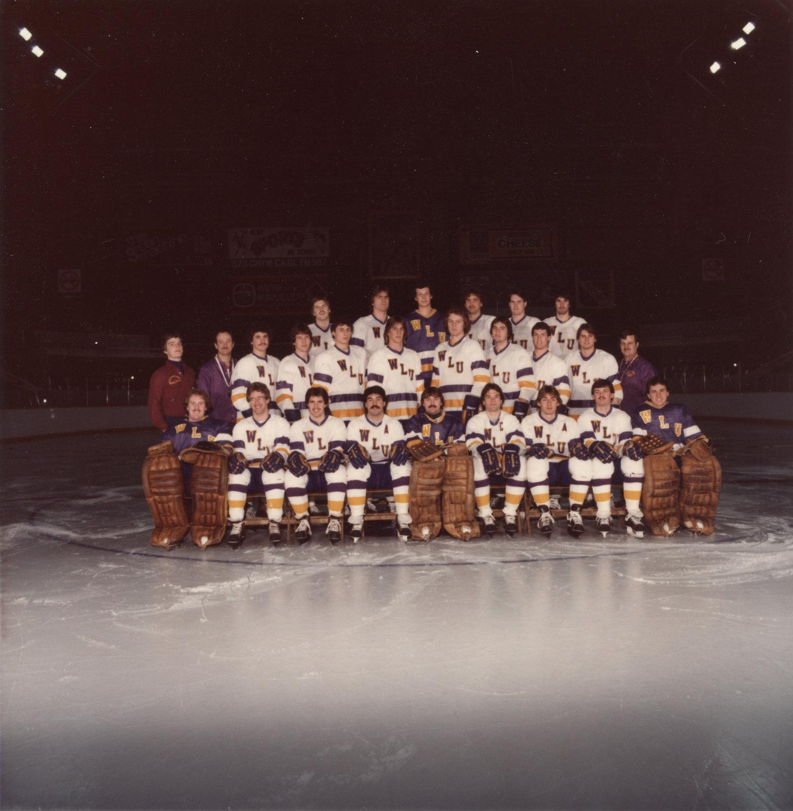 1982-83 OUAA Season