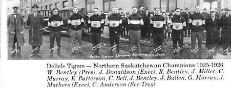 1925-26 Saskatchewan Senior Playoffs