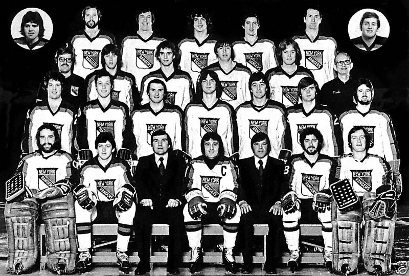 1977–78 New York Rangers season