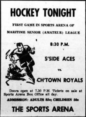 1957-58 Maritimes Senior Playoffs