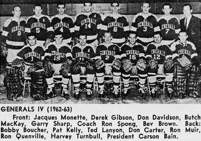 1962-63 EHL season