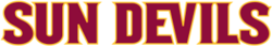 Arizona State Sun Devils athletic logo