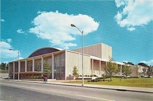 James White Civic Coliseum