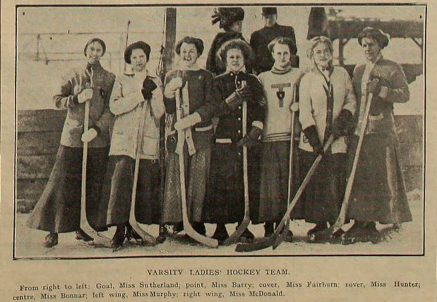 Toronto Lady Blues women's ice hockey