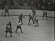 1965 Wings vs Black Hawks April 4th CBC orig Broadcast