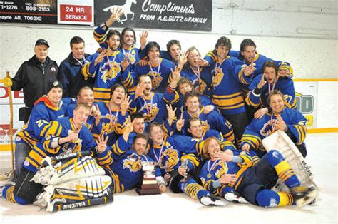2010-11 Sask/Alta Senior Hockey League Season