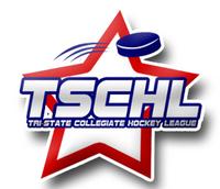 Tri-State Collegiate Hockey League (TSCHL) logo