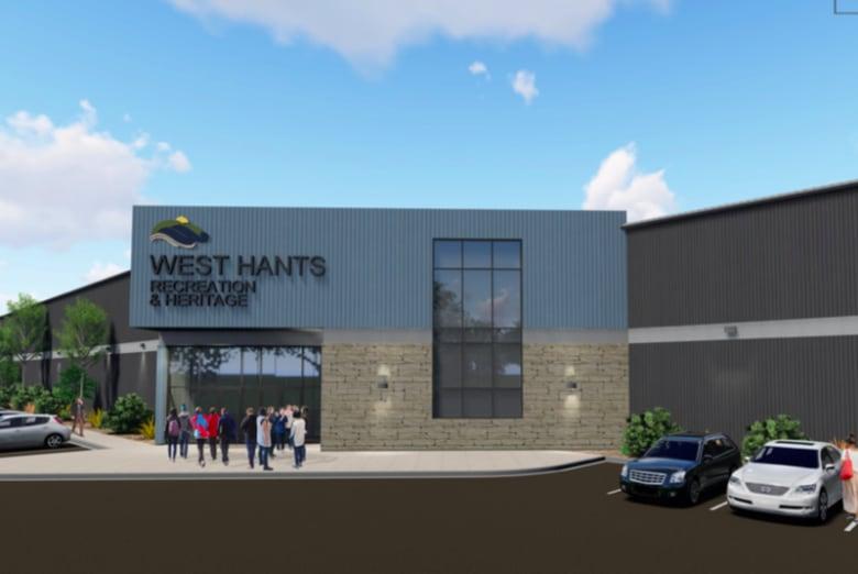 West Hants Recreation & Heritage Centre