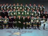 1990–91 Minnesota North Stars season