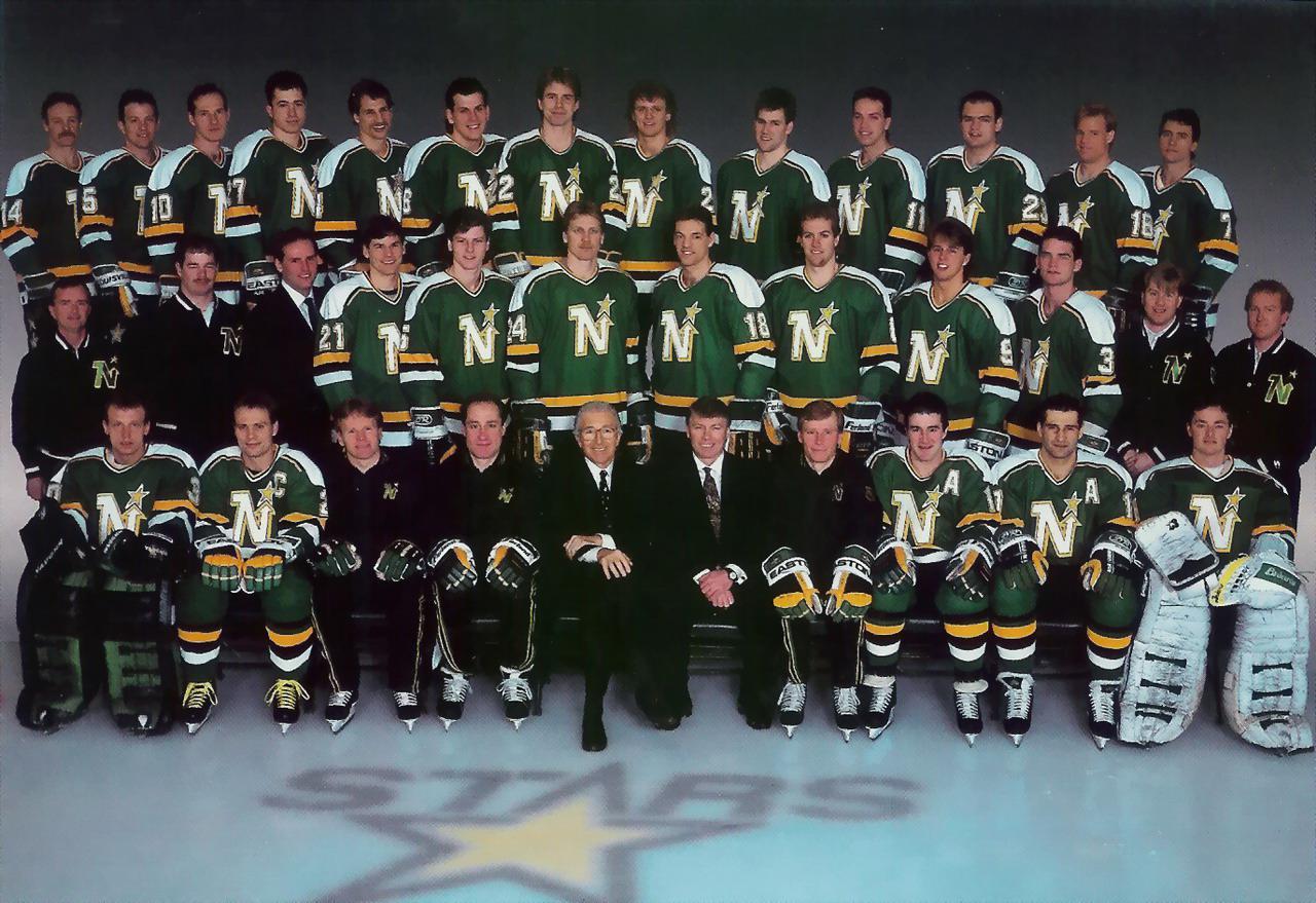 1990–91 Minnesota North Stars season