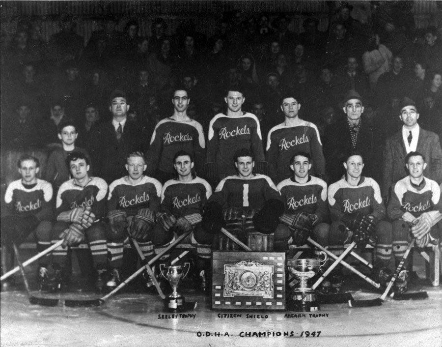 1946-47 Ottawa District Junior B Playoffs