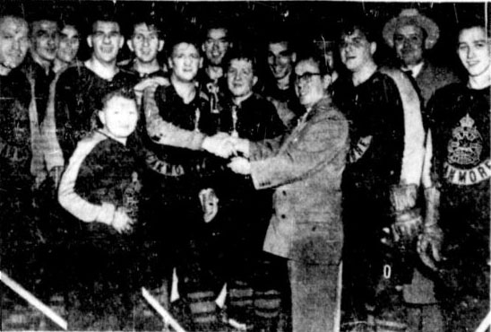 1951-52 Alberta Intermediate Playoffs
