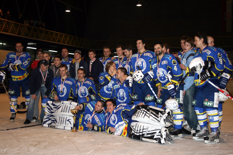 2009–10 Croatian Ice Hockey League season