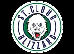 logo as St. Cloud Blizzard