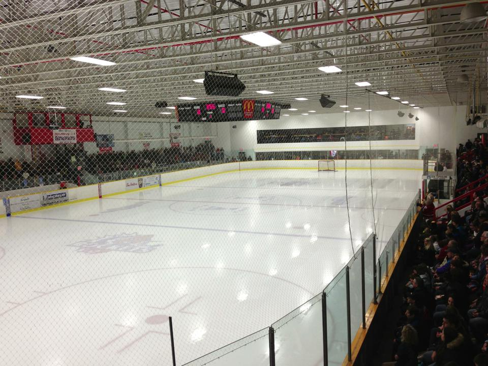 West Middlesex Memorial Arena