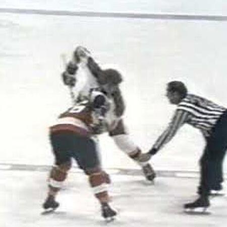 1974 NHL SCP QF G 4 Philadelphia @ Atlanta 4 14 1974