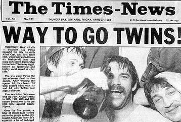 1984 Allan Cup champions Thunder Bay Twins.jpg