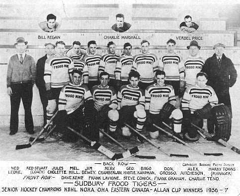 1936-37 Northern Ontario Senior Playoffs