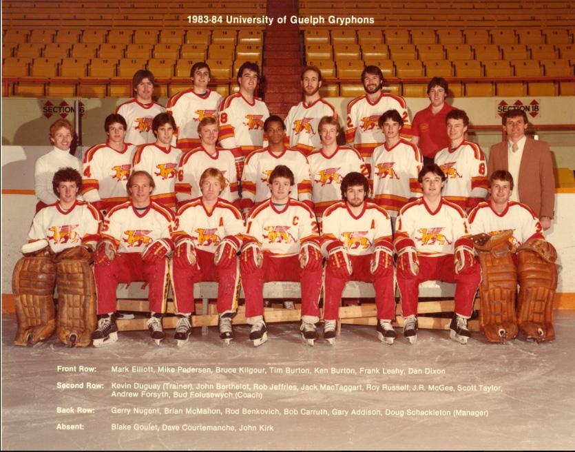 1983-84 OUAA Season