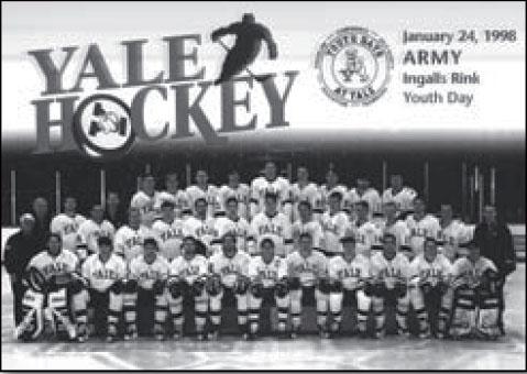 1997–98 NCAA Division I men's ice hockey season