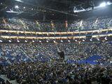 The O2 arena (London)