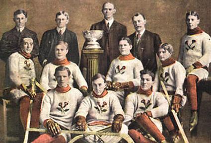 1906-07 Kenora Thistles season