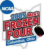 2005 Frozen Four logo
