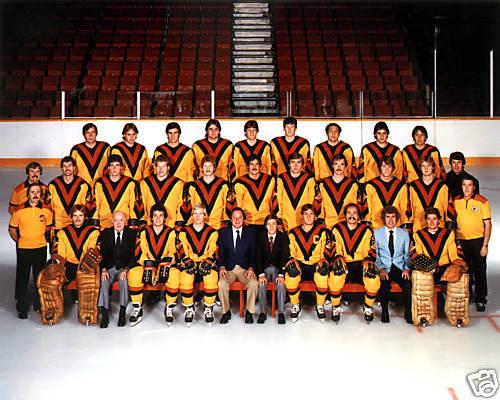 1982–83 Vancouver Canucks season