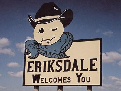 Eriksdale, Manitoba