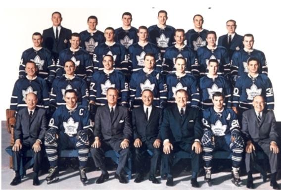 1965–66 Toronto Maple Leafs season