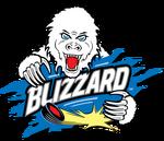 Logo as Brookings Blizzard