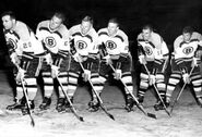 1962-63 Bruins defense