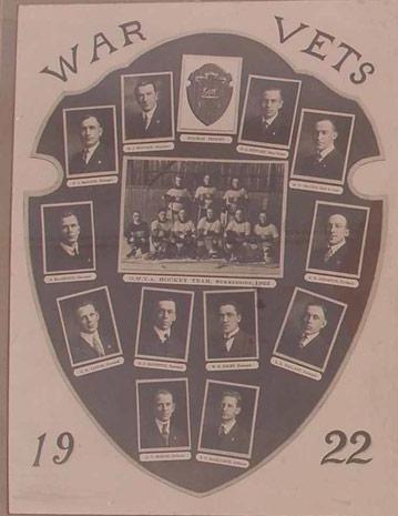 1921-22 Memorial Cup Final