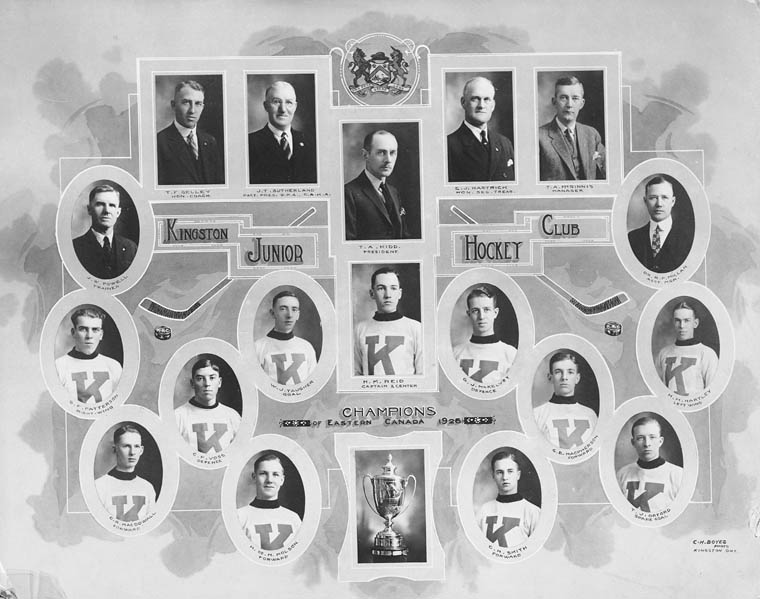 1925-26 Eastern Canada Memorial Cup Playoffs