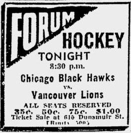 1939–40 Chicago Black Hawks season