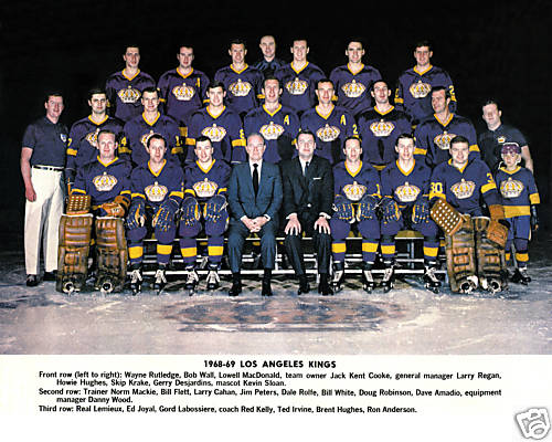 1968–69 Los Angeles Kings season