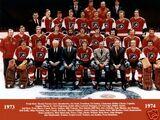 1974 Stanley Cup Finals