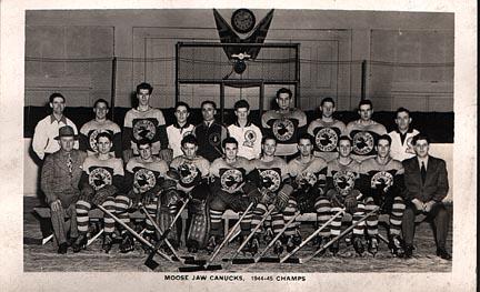 1944-45 Western Canada Memorial Cup Playoffs