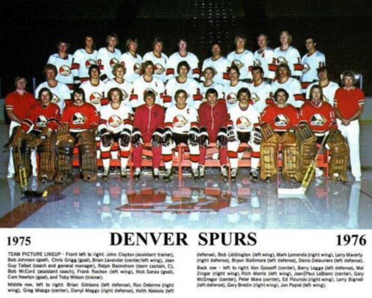 1975–76 Denver Spurs/Ottawa Civics season