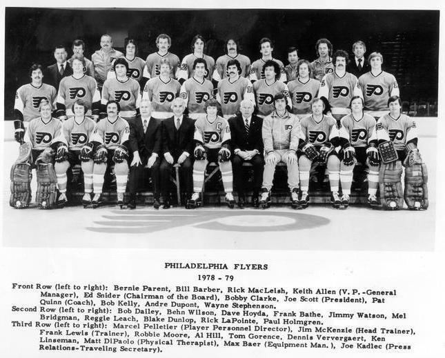 1978–79 Philadelphia Flyers season