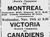 1925–26 Montreal Canadiens season