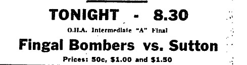 1941-42 OHA Intermediate A Playoffs