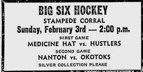 1956-57 ABSHL Season