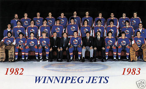 1982–83 Winnipeg Jets season