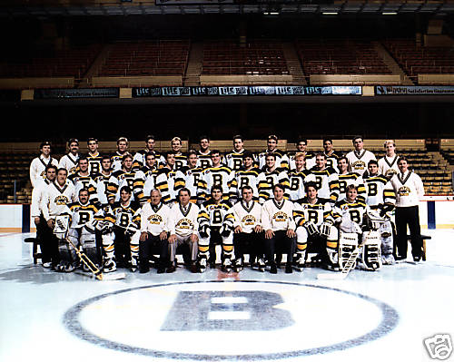 1991–92 Boston Bruins season