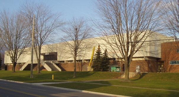 Oshawa Civic Auditorium
