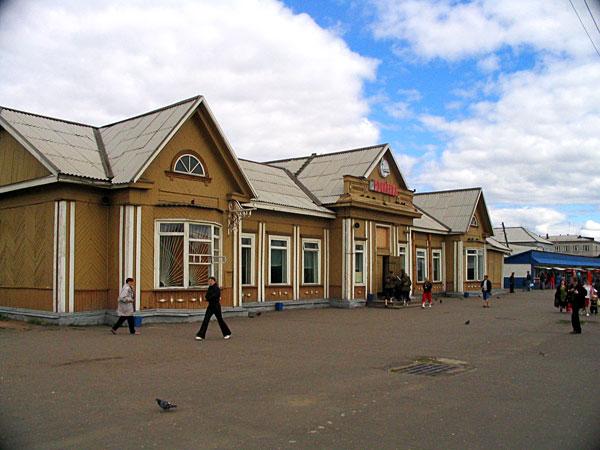 Vikhorevka