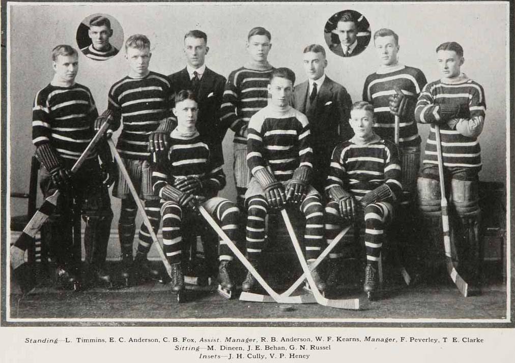 1919-20 CIAU Season